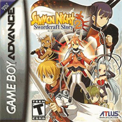 Summon Night - Swordcraft Story 2