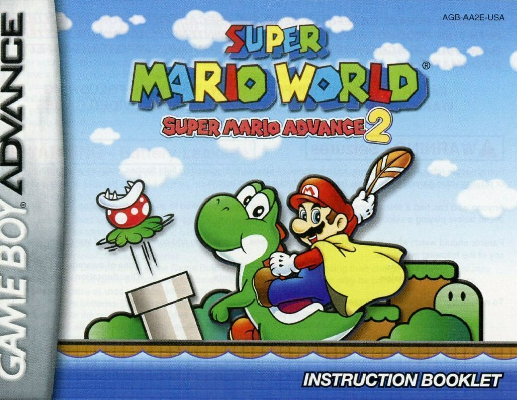 super mario advance rom download