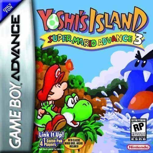 Super Mario Advance 3 - Yoshi's Island
