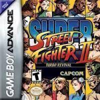 Street Fighter Alpha 3 ROM - Gameboy Advance (GBA