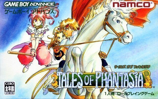 Tales Of Phantasia (Eurasia)