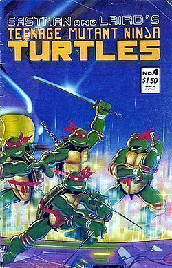 Teenage Mutant Ninja Turtles - Volume 1
