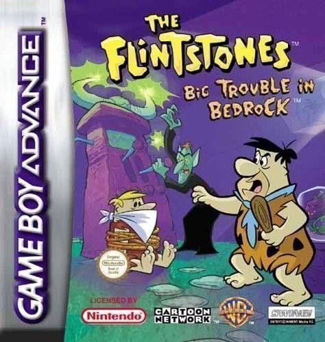 The Flintstones - Big Trouble In Bedrock (Rocket)
