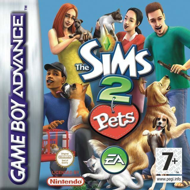 The Sims 2 - Pets (Lightforce)