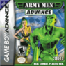 army men advance rom