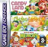 candy land & chutes and ladders & memory rom