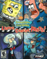 spongebob squarepants - lights, camera, pants! rom