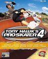 tony hawk's pro skater 4 rom