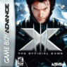 x-men - the official game rom
