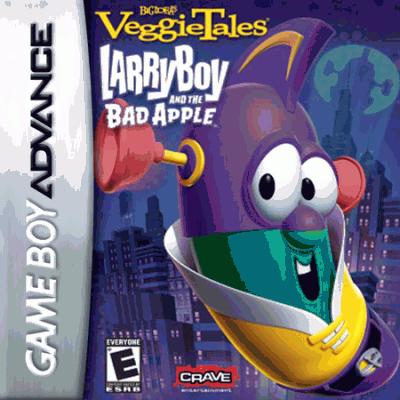 VeggieTales - LarryBoy And The Bad Apple