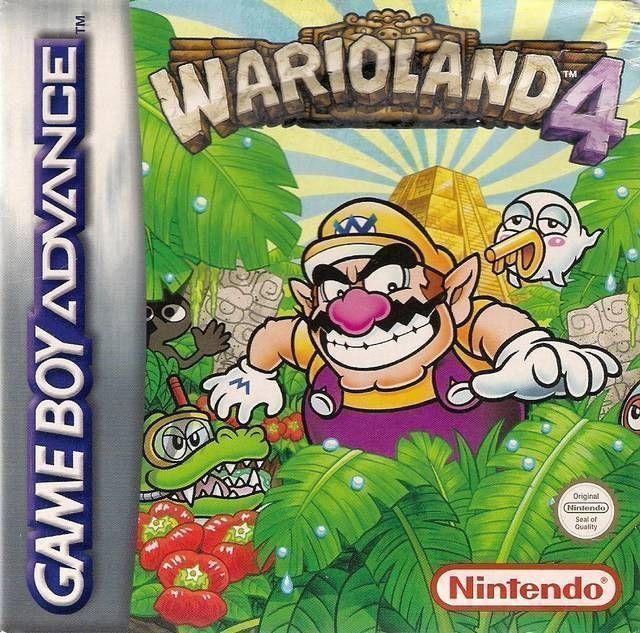 Wario Land 4 (Mode7)