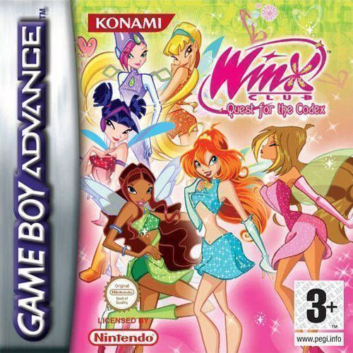 Winx Club - Quest For The Codex