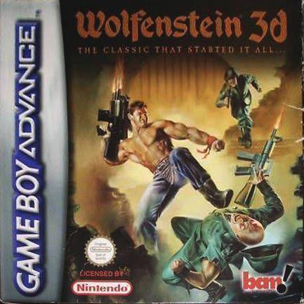 Wolfenstein 3D (wC)