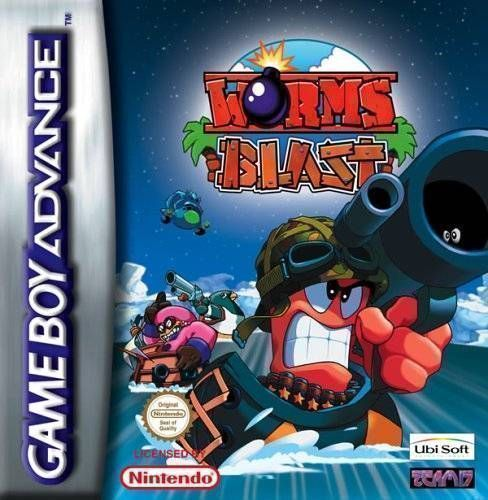 Worms Blast (Patience)