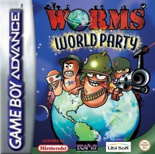 Worms World Party (Venom)