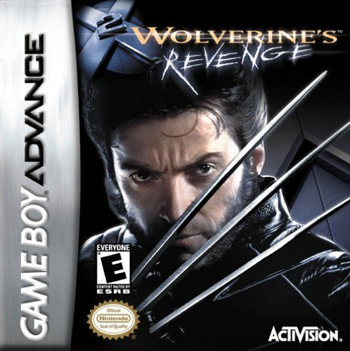 X Men 2 Wolverine S Revenge Rom Gameboy Advance Gba Emulator Games