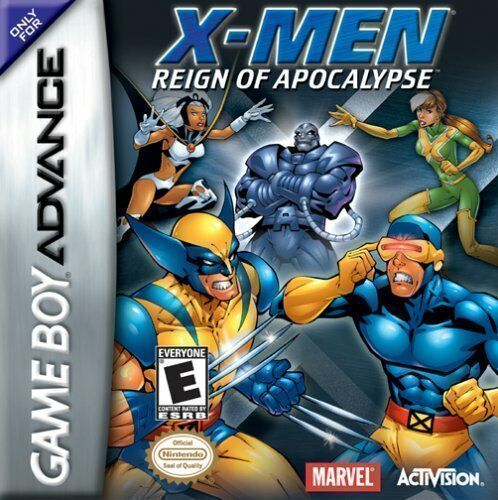X-Men - Reign Of Apocalypse