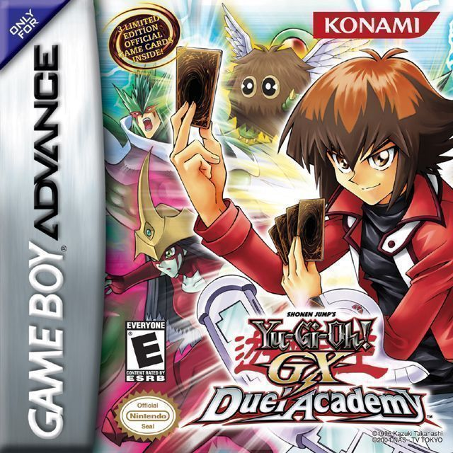 Yu Gi Oh The Sacred Cards Rom Gameboy Advance Gba