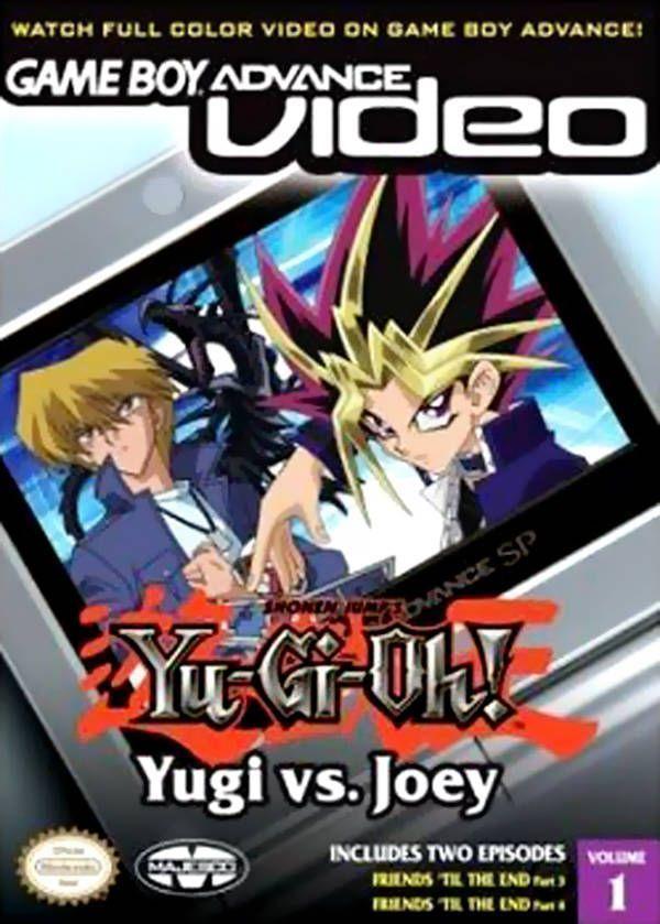 Yu-Gi-Oh! - Yugi Vs Joey Volume 1 - Gameboy Advance Video