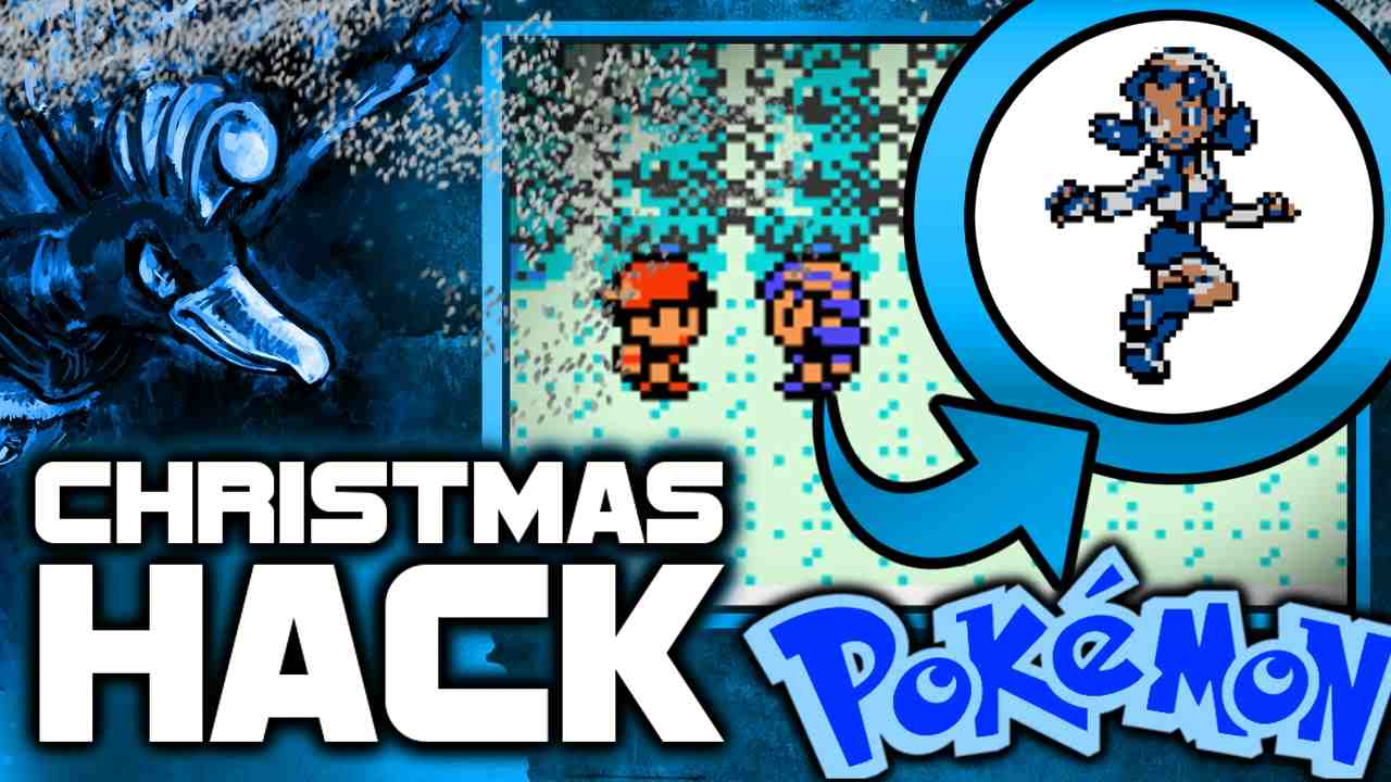 Pokemon Christmas Hack (Skeetendo Final)(Gold Hack)