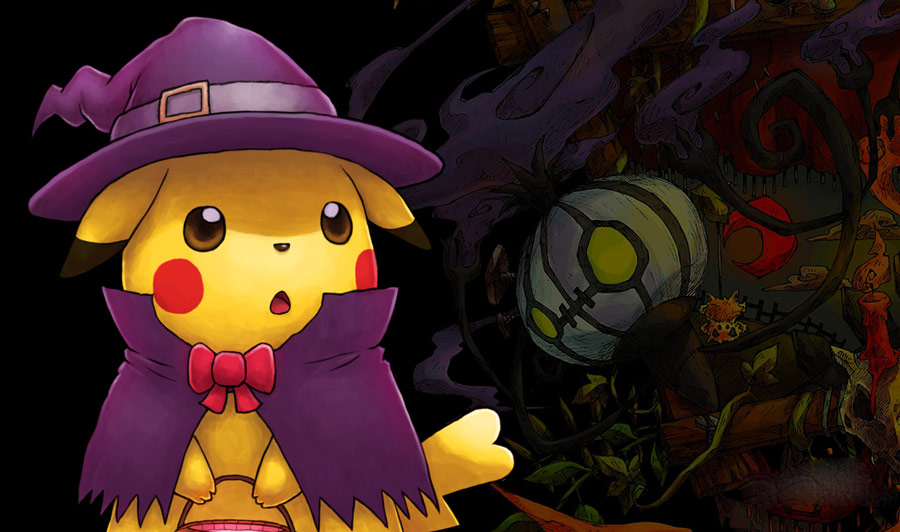 Pokemon Halloween Version (Skeetendo) (Gold Hack)