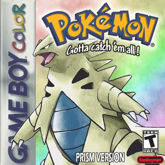 Pokemon Prism 2012 (Beta) (Gold Hack)
