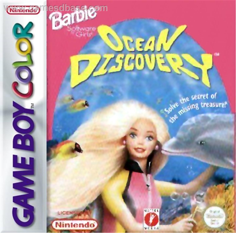 Barbie - Ocean Discovery