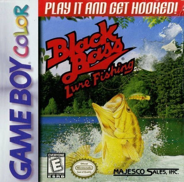 Black Bass - Lure Fishing
