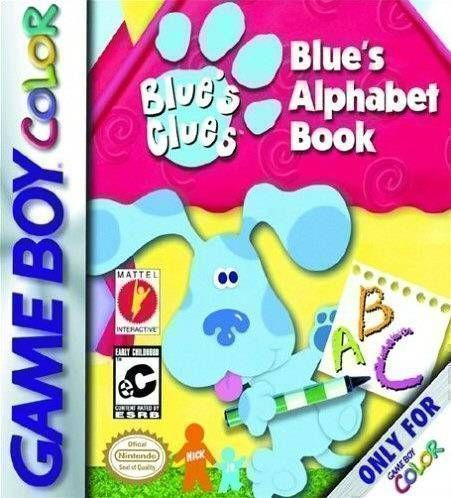Blue's Clues - Blue's Alphabet Book