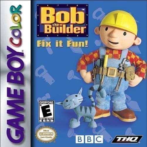 Bob The Builder - Fix It Fun!