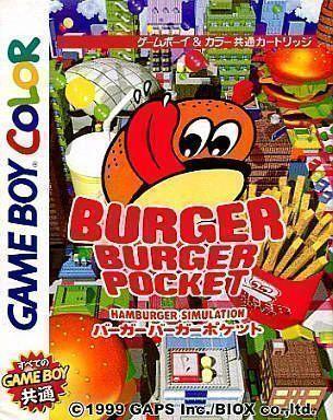 Burger Burger Pocket