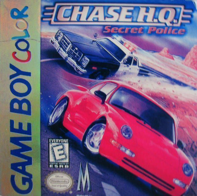 Chase H.Q. - Secret Police (Metro 3D Re-release)