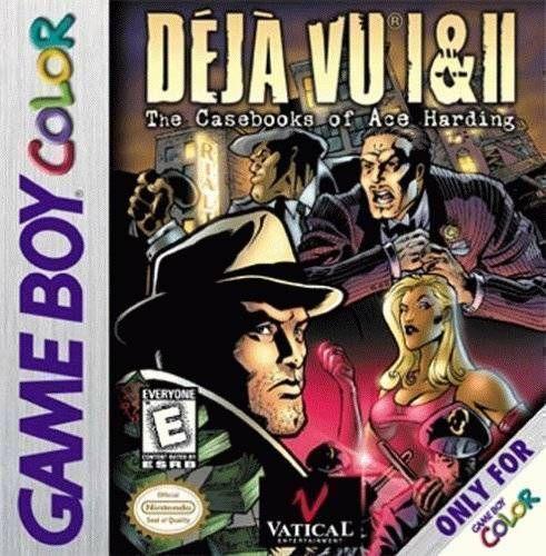 Deja Vu I & II (Eng-Fre)
