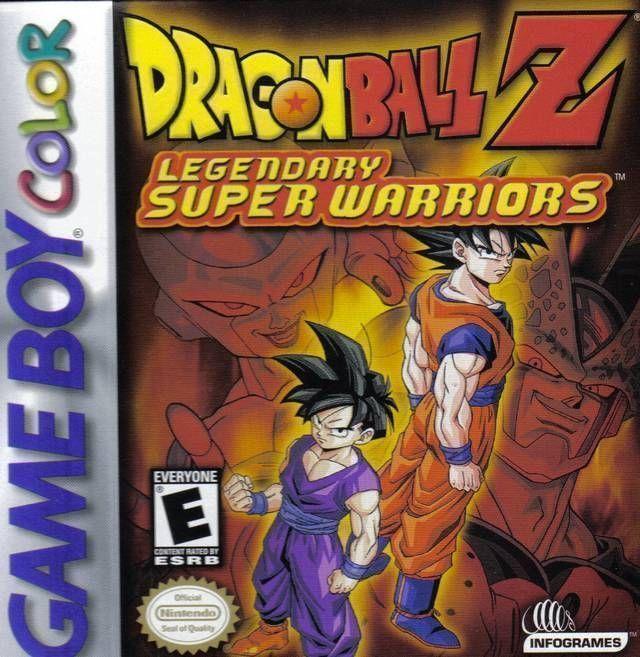 Dragon Ball Z - Guerreros De Leyenda (S)