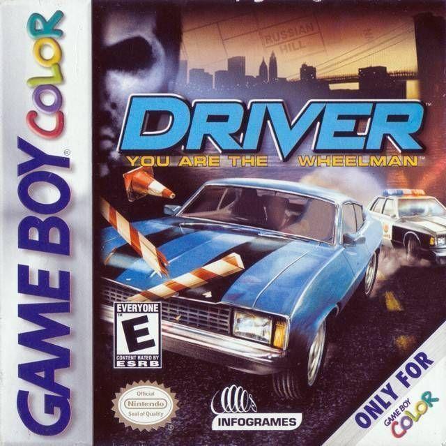 Driver - You Are The Wheelman
