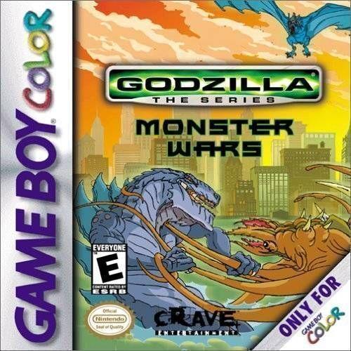 Godzilla - The Series - Monster Wars