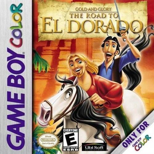Gold And Glory - The Road To El Dorado