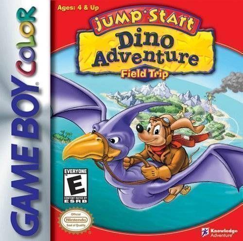 JumpStart Dino Adventure - Field Trip
