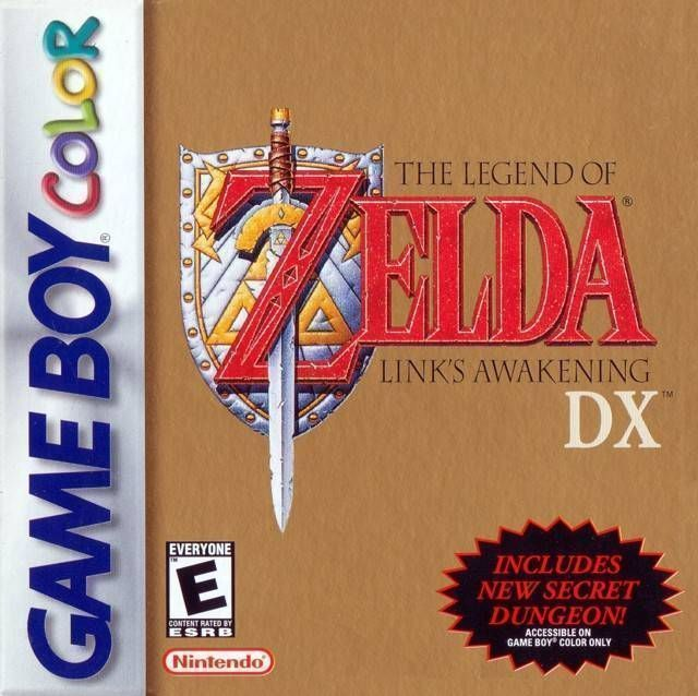 Legend Of Zelda, The - Link's Awakening DX (V1.2)