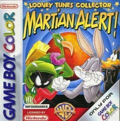 Looney Tunes Collector - Martian Revenge!