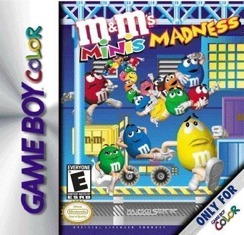 M&M's Minis Madness Demo