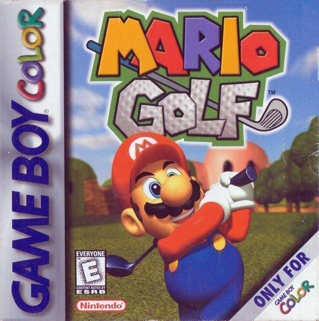Mario Golf GB
