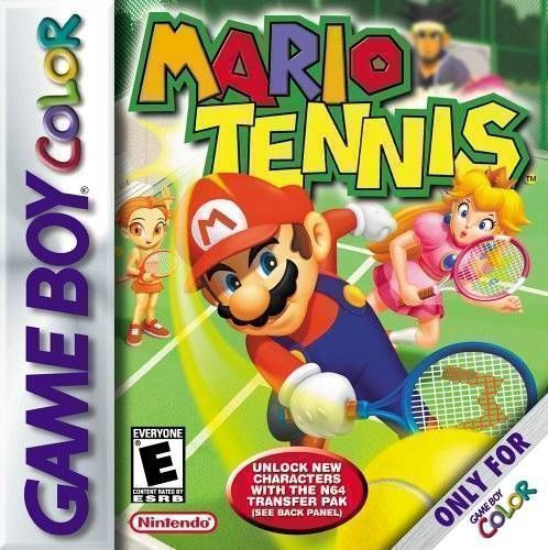 Mario Tennis GB