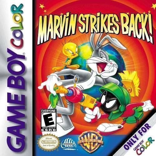 Marvin Strikes Back!