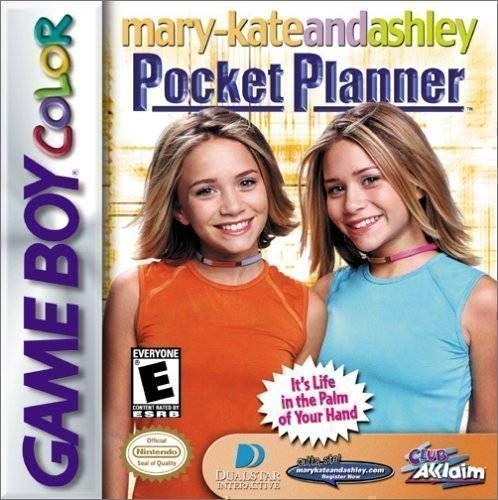 Mary-Kate & Ashley - Pocket Planner