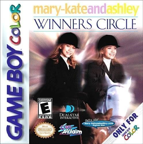 Mary-Kate & Ashley - Winners Circle