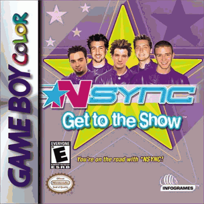 NSYNC - Get To The Show