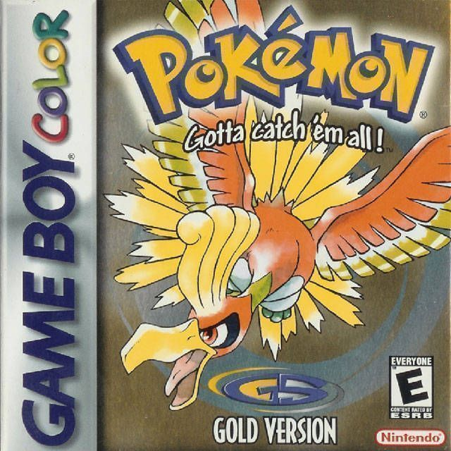 Pokemon - Gold Version