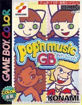 Pop'n Music GB