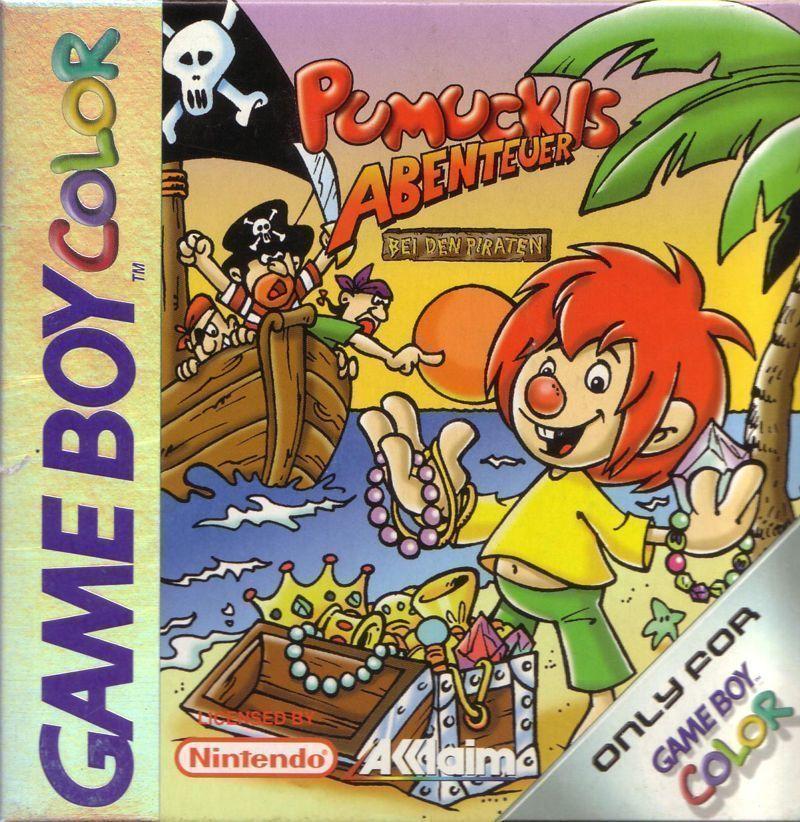 Pumuckl's Abenteuer Bei Den Piraten
